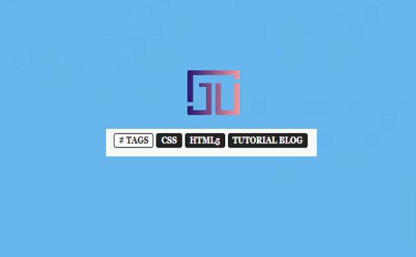 Menambahkan TAG Label Pada Halaman Postpage