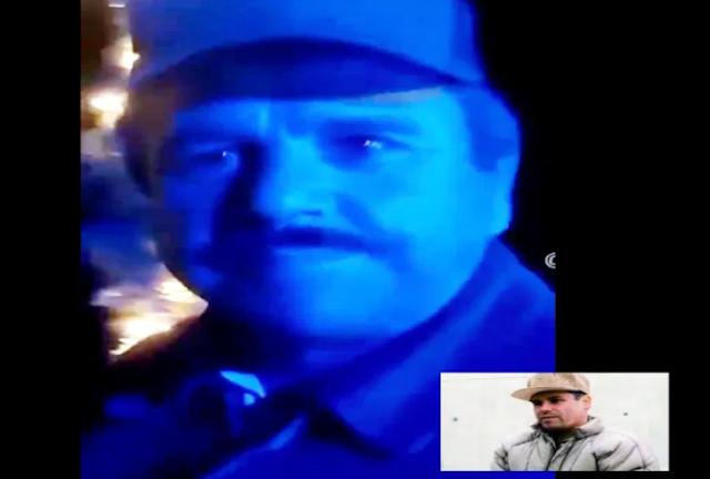 Video: Ya soltaron a el viejón?  captan a doble e El Chapo Guzmán en fiesta y el parecido es impresionante