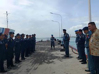 Kapal Patroli KPLP  Dari Mengamankan Kespel Siap Mengamankan Kedaulatan NKRI