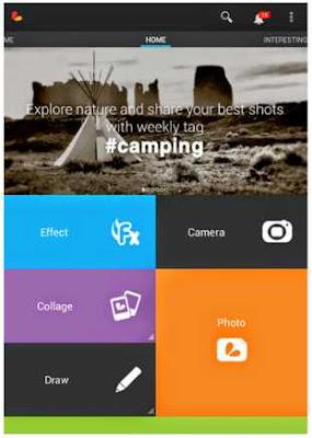 Cara Menggunakan PicsArt di Android