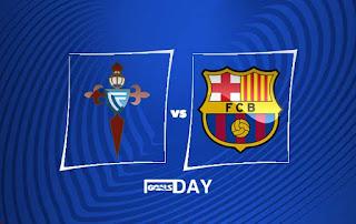 Celta Vigo vs Barcelona – Highlights