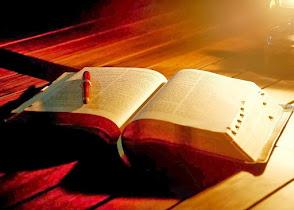 A Bíblia é para mim...