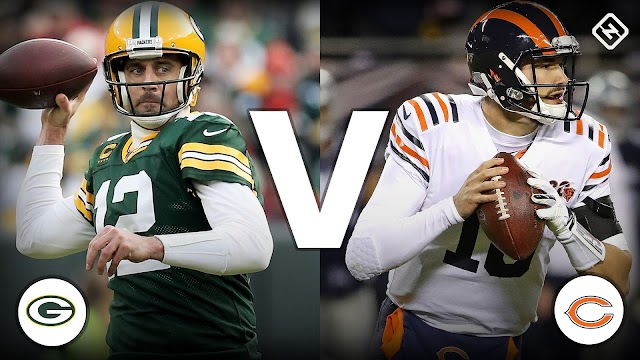 How to watch Packers vs. Bears: NFL live stream info
