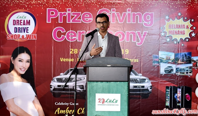 Lulu Hypermarket, Dream, Drive, Shop & Win Contest, Prize Giving Ceremony, Contest Winners, Lulu, Shopping, Lifestyle