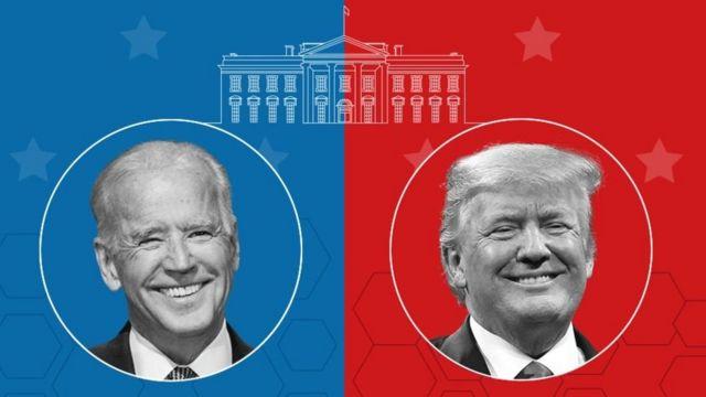 """""""Podemos poner fin a la presidencia que dividió a la nación"""": Joe Biden"""
