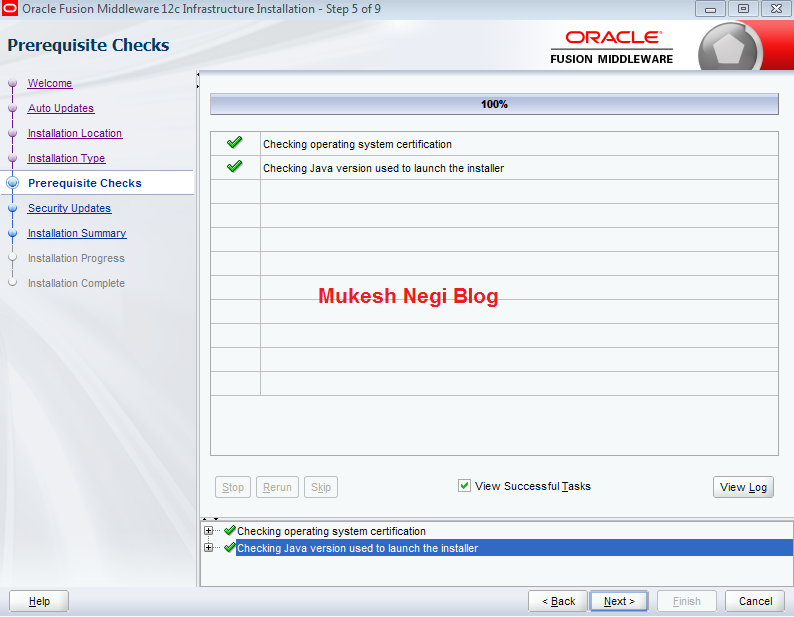 Install Weblogic 12c On Windows