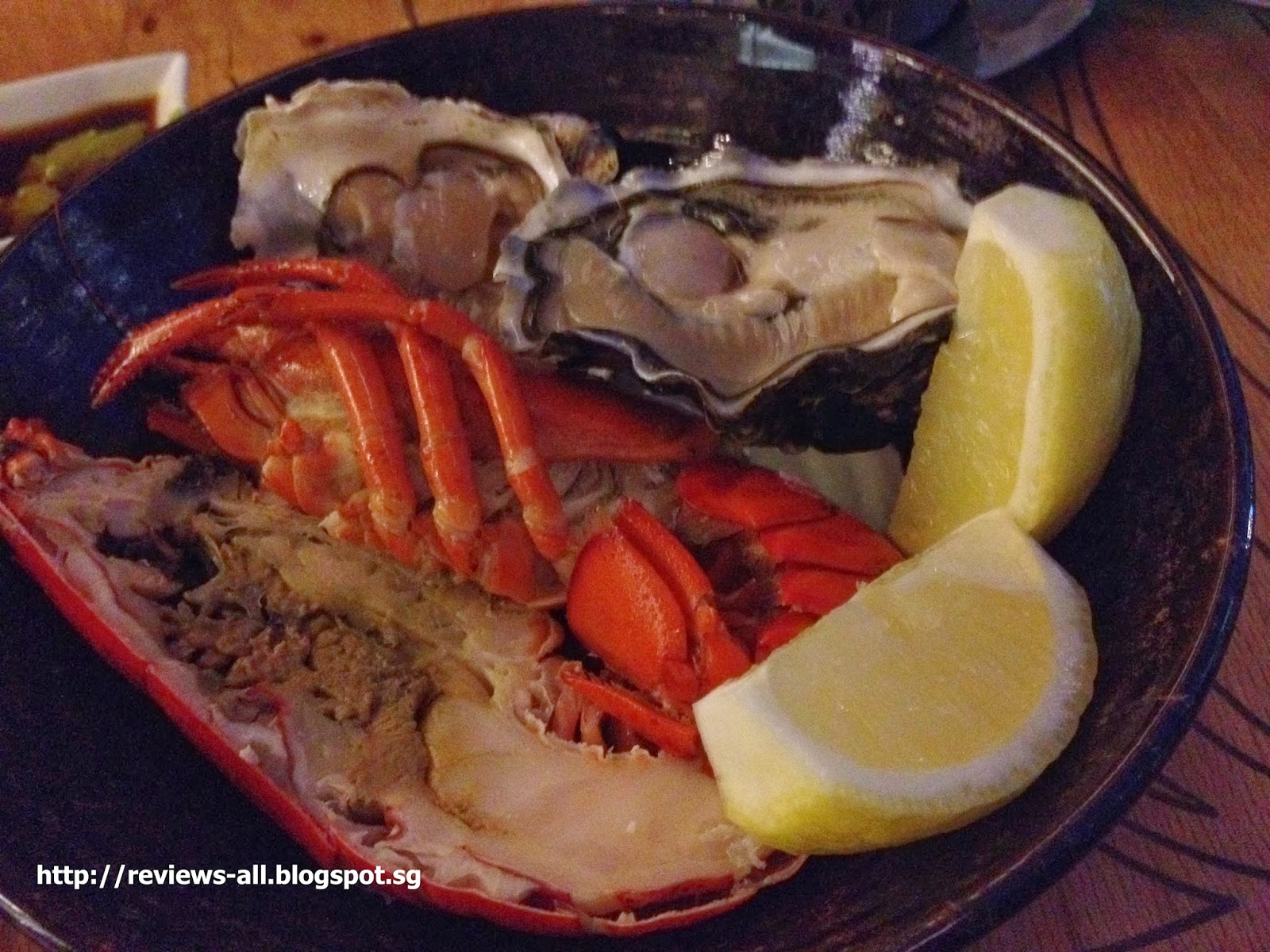 We Ll Tell You A W Couple S Blog Dinner Buffet The