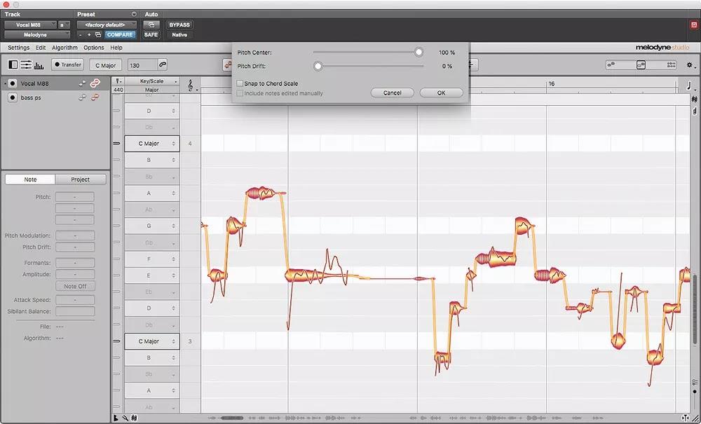 تحميل برنامج Celemony Melodyne 5 Studio لتصحيح درجة الصوت الرقمي