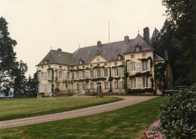 Schloss Berg Luxemburg