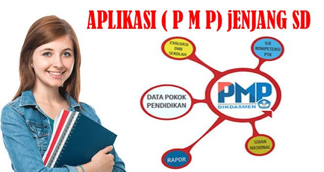 Siapa Saja Yang Terlibat Pada Aplikasi  (PMP) Jenjang SD ? Ini penjelasannya
