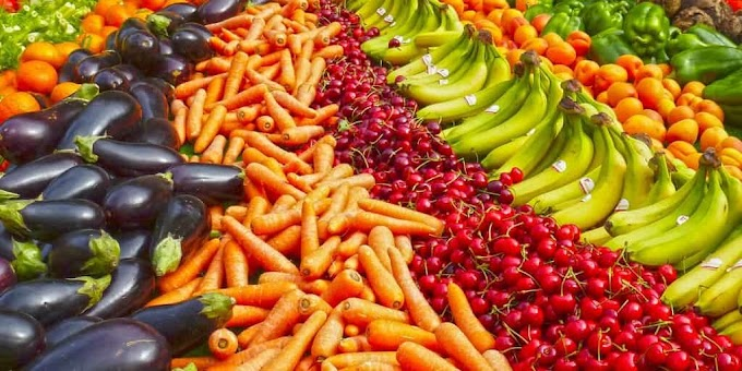 Kandungan Menakjubkan Pencegah Kanker Di Balik Makanan Berwarna