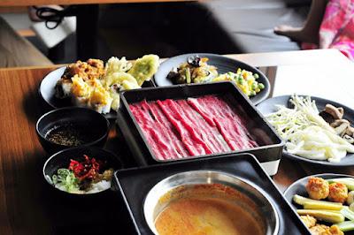 Menikmati Makanan Jepang di Jakarta