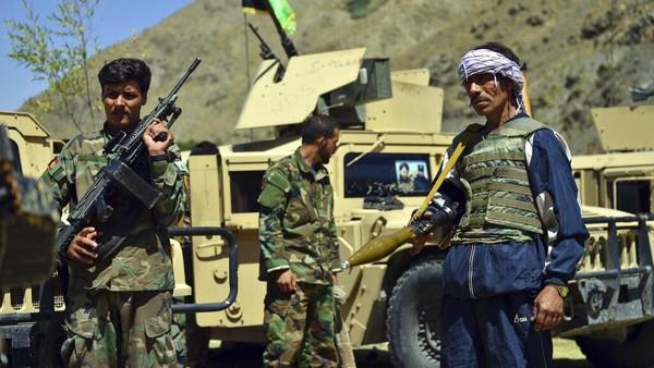 Taliban Bentrok Sengit dengan Pasukan Oposisi di Lembah Panjshir