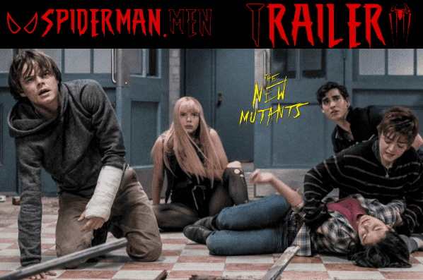 Trailer The New Mutants