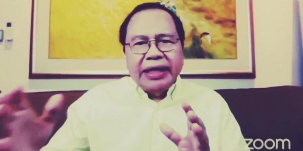 Rizal Ramli: 'Hantu Islam Politik' Hanya Balon Halusinasi untuk Perkuat Cengkraman Oligarki