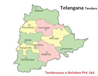 Telangana State Tenders