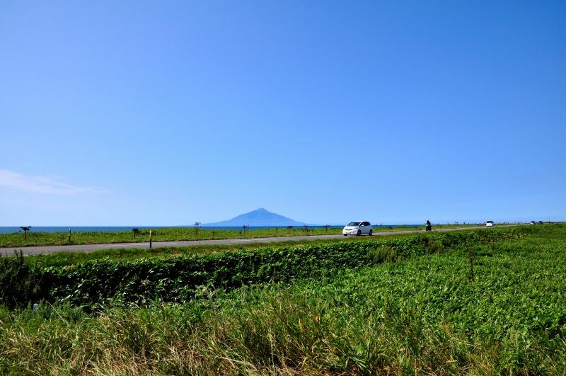 To the places various by car: 北海道 北海道道106号稚内天塩線 3 ...