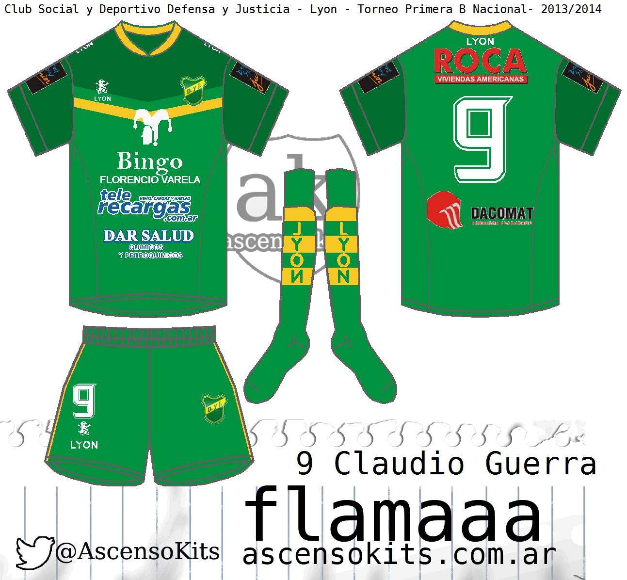 Ascensokits Club Social Y Deportivo Defensa Y Justicia