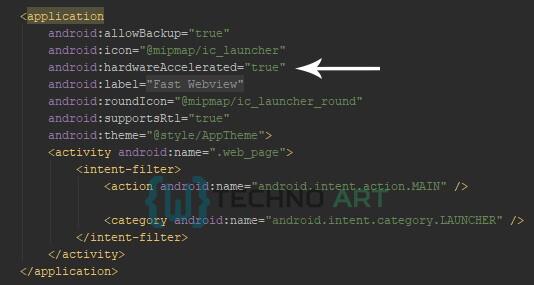 Mengaktifkan Hardware Accelerated pada Aplikasi Android