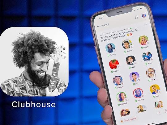 Android'e Clubhouse Uygulaması Geliyor