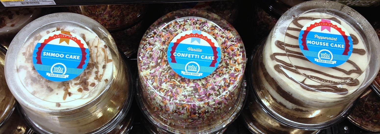 gluten free cake whole foods Food