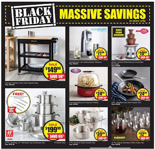 Kitchen Stuff Plus Flyer November 24 - December 3, 2017 Black Friday