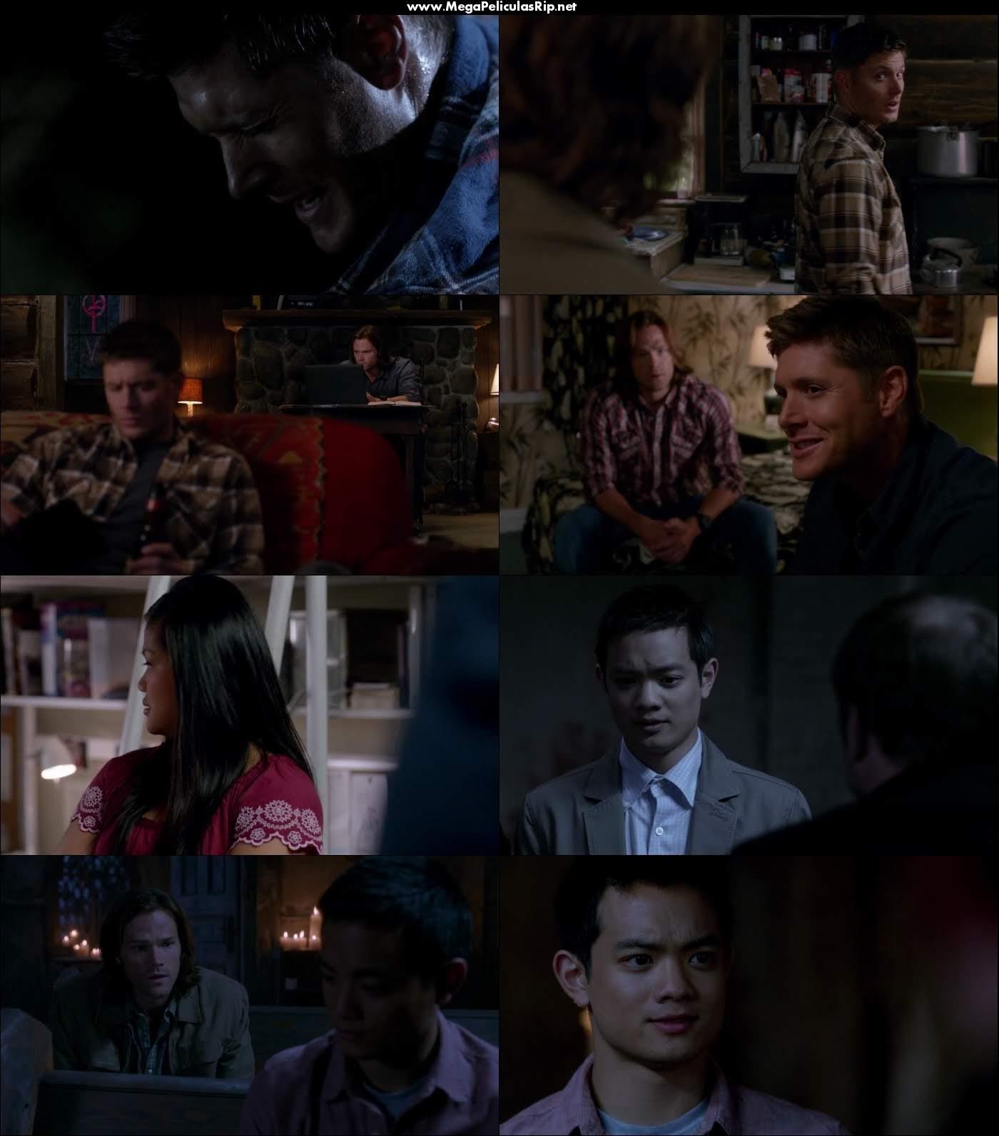 Supernatural Temporada 8 720p Latino