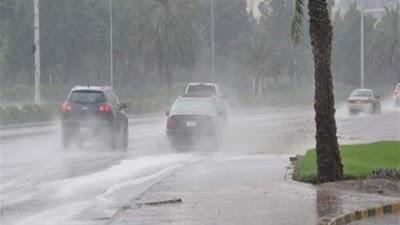 عاصفة رملية وأمطار رعدية فى هذه الأماكن الجمعة .. الارصاد تطلق تحذير شديد اللهجه للمواطنين