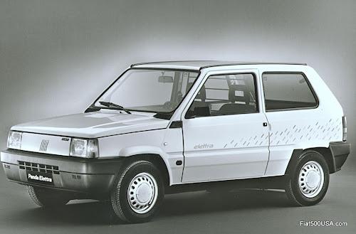 1990 Fiat Panda Elettra