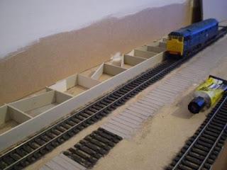 Rhiw Platform OO gauge
