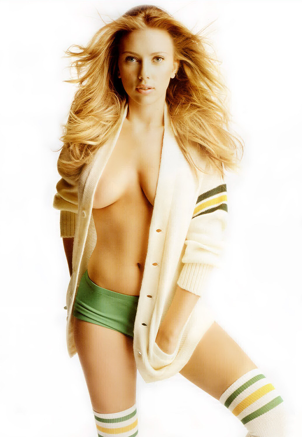 Scarlet johansson sexy