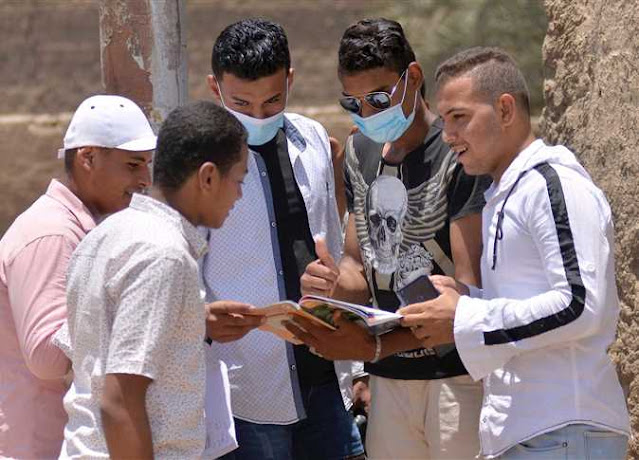 التعليم.. تعلن 25 حالة غش في امتحان الجغرافيا اليوم