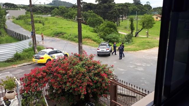 Três presos fugiram da Delegacia de Colombo: GM e PM ajudaram a capturar dois dos foragidos