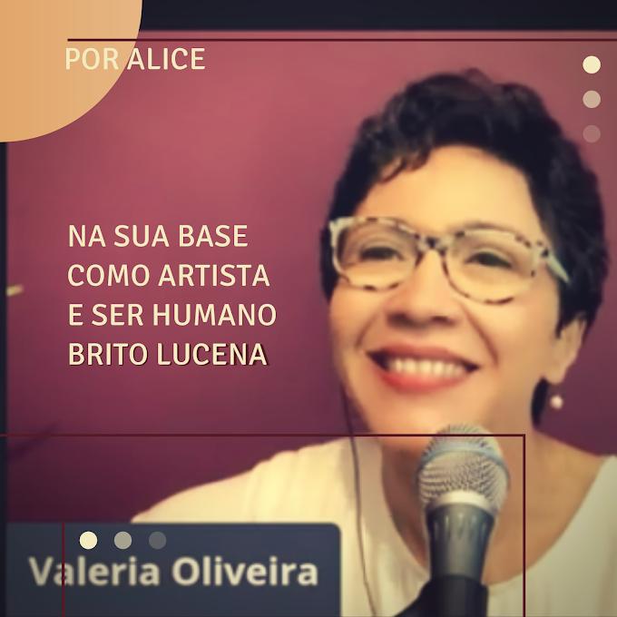 ARTISTA PREMIADA CANTA BRITO LUCENA