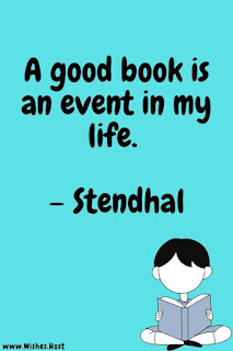 quotes on reading and life