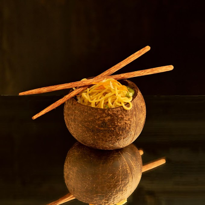Make your kitchen appearance extra-ordinary with Coconut Bowl