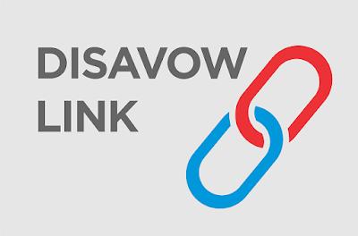 Blokir Backlink yang tidak diinginkan menggunakan Disavow Tool