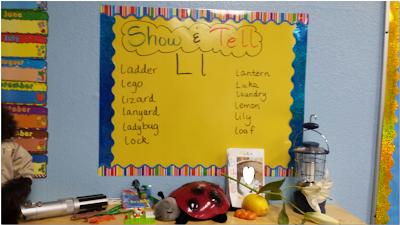 Sea Bear's Kindergarten: Phonics Show and Tell: Great