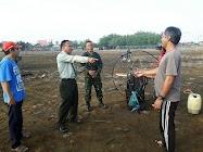 Aerobatic Warnai HUT TNI di Batang