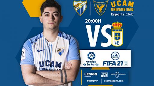 El Málaga CF Esports, un equipo de Champions