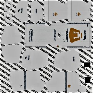Kit Pumas Home 21/22 DLS 2021