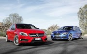 Mercedes and BMW can develop a common hatchback