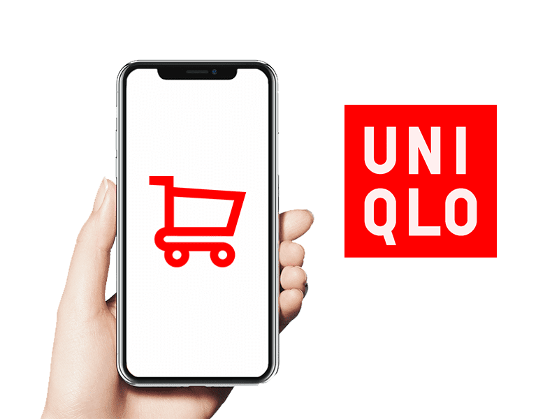 Is UNIQLO Philippines teasing an online mobile store?