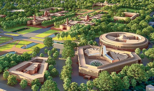 New Parliament House of India