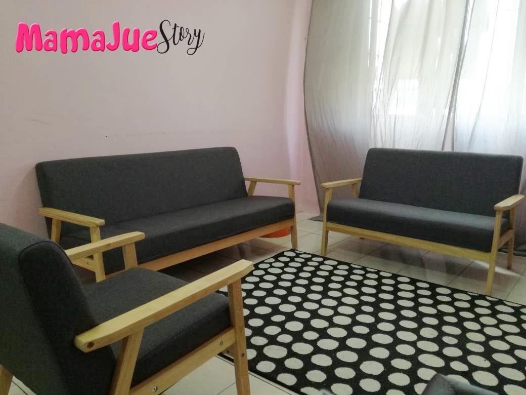 sofa scandinavian murah malaysia furniture protectors for sectional mamajue story