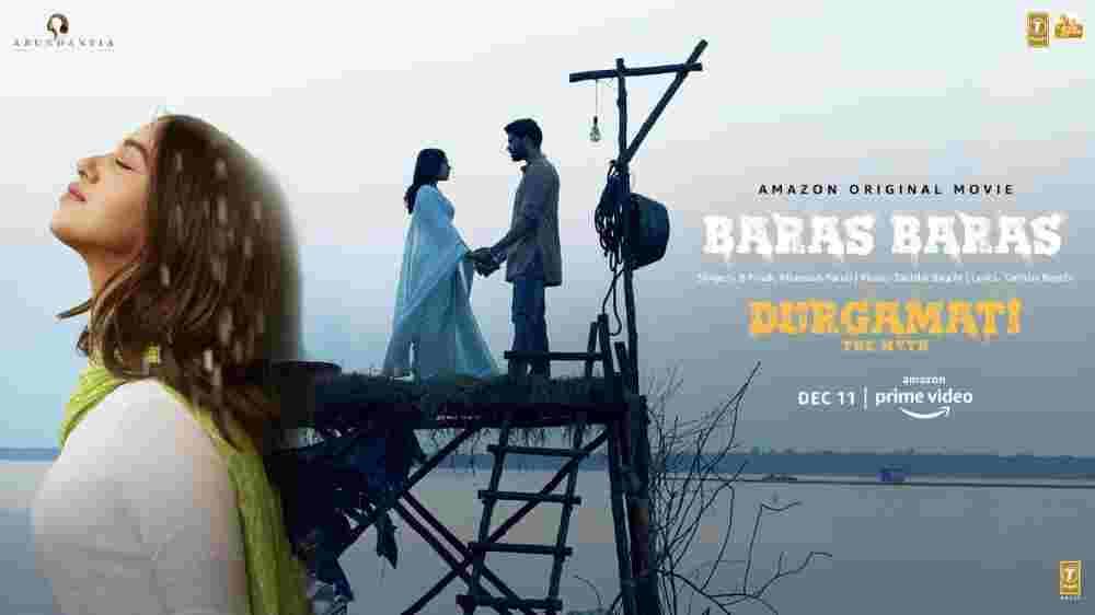 Baras Baras Lyrics - Durgamati   B Praak