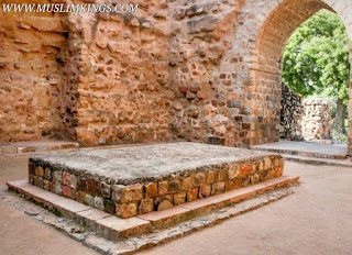 Tomb of Sultan Alauddin Khilji
