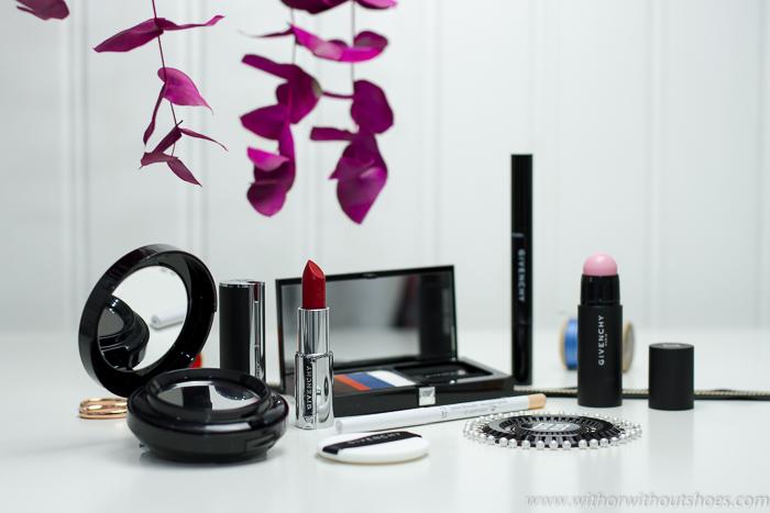 opinion Blogger influencer de belleza de productos de maquillaje de lujo primavera verano