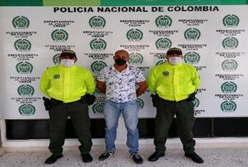 """hoyennoticia.com, CAPTURADO """"EL NOVATO"""" POR HOMICIDIO EN PERSONA PROTEGIDA Y SECUESTRO SIMPLE AGRAVADO"""
