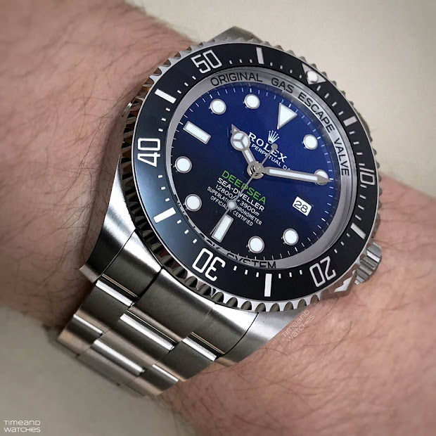Rolex - Deepsea Ref. 126660 2018 Model Time And